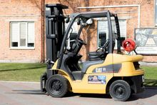 Used LPG Forklifts C