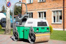 Diesel roller TEREX 1200K