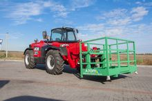 Telescopic Forklift / y JCB 535