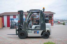 Gas Forklift / y Nissan U1D2A25