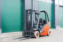 Diesel forklift Linde H25D