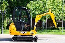JCB 8016 Diesel mini-excavator