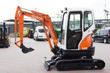 Used Mini digger Kub