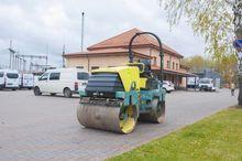 Diesel roller AMMANN AV26-2