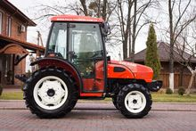 Used Wheel Tractor G