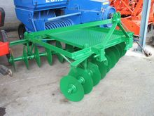 1999 ABK 18D Disc harrow