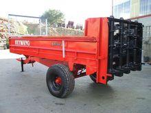 1999 Heywang DP 5 S Manure spre