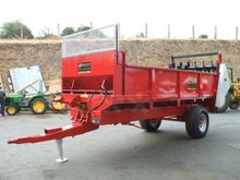 2002 Gilibert RE 60 CSM Manure