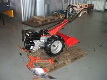 Garden tillers : MOTOCULTOR CAR