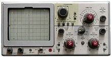 Used Tektronix 326 i