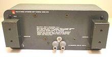 General Radio 1633P1