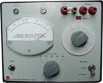 Refurbished General Radio 1863