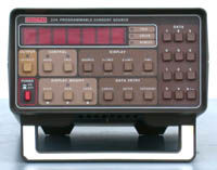 Used Keithley 224 in