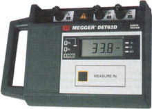 Megger DET62D