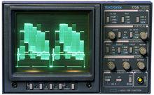 Tektronix 1735 NTSC/PAL