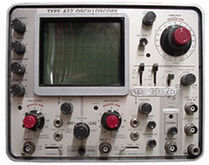 Used Tektronix 422 i