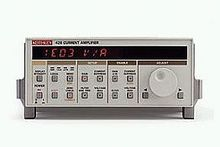 Used Keithley 428 in