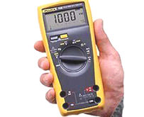 Used Fluke 70-3 in L