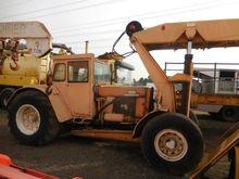 BHB Linmac TC48 Tractor Crane
