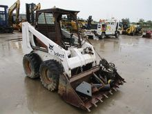 Bobcat 853 Skid Steer Loader