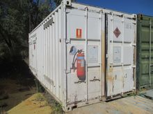 Dangerous Goods 20Ft Shipping C