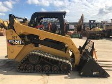 2014 Caterpillar 257D Track Loa