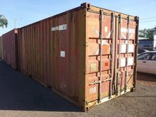 Shipping & Storage Container.