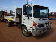 Hino 500-FC7JFC45, Dump Truck (