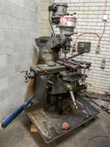 Milling Machine, Bridgeport, mo