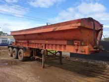 Side Tipper Trailer, Tristar Tr
