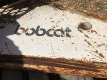 Used Bobcat Backhoe