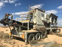 Primary Jaw Crusher with Genset