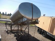 Tieman 4500L Water Tank