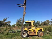 Used Hyster 8 Ton Fo