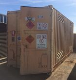 20' Shipping Container, steel f