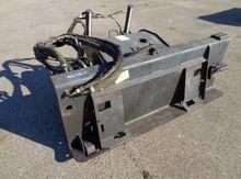 Bobcat 24 Hydraulic planer