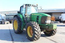 John Deere 7530 4x4 Tractor