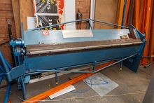Manual Press Brake, brand unkno