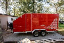 Car Transport Trailer dual axle