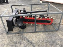 2017 Unused Trencher Attachment