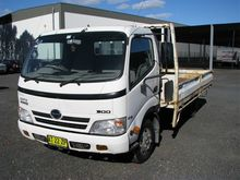 Table Top Truck - 2007 Hino Cit