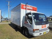 Enclosed Van - Pantech 20m3 - 2