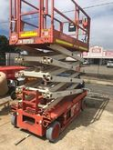 26ft (7.9M) Scissor Lift - 2007