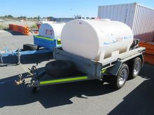 Fire Fighting Water Cart