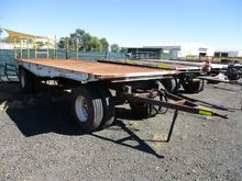 Used Dog Trailer in