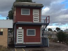Double Storey Transportable Bui