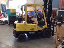 Used Hyster 2.5 Tonn