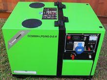 Greenpower 5.9kVA Gas Generator