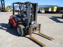 2014 Enforcer HD25-CWE3 4 Wheel