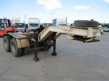 1981 Lusty Gooseneck Dolly Trai